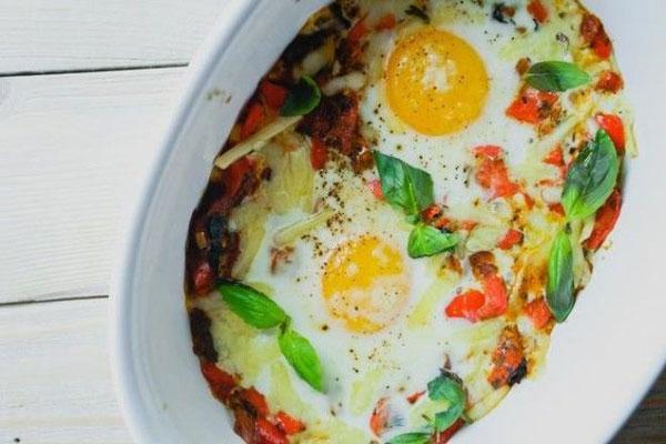Рецепты из яиц. Яйца по-португальски
