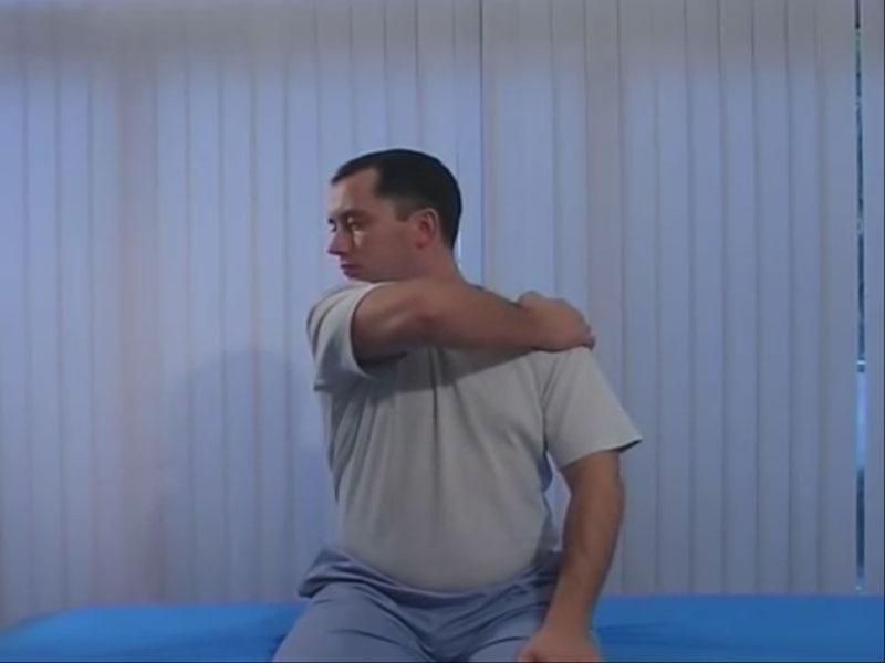 Упражнения для шеи - рамка
