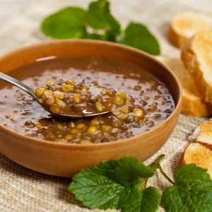 Чечевица - источник растительного белка