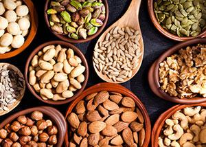 Орехи - источник ценного белка