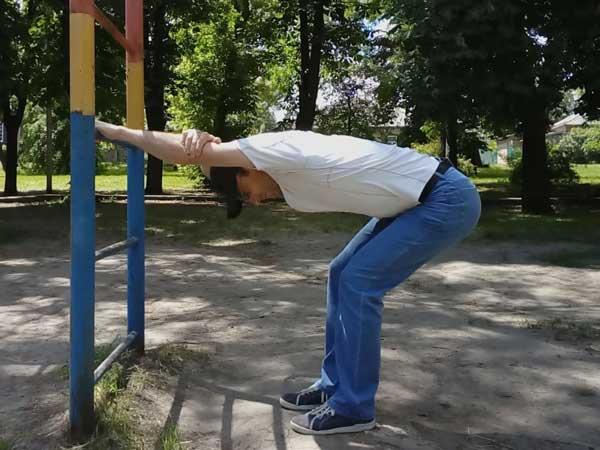 Упражнения на гибкость. Растяжка широчайших мышц