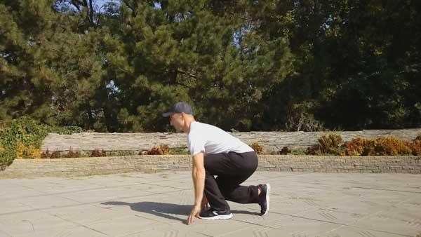 Упражнения для дома со своим весом. Тяга Кинга