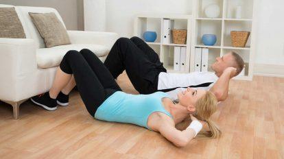 упражнения для дома