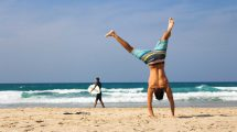 Каким фитнесом заняться летом?