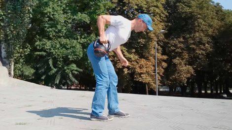 Функциональная тренировка с гирей