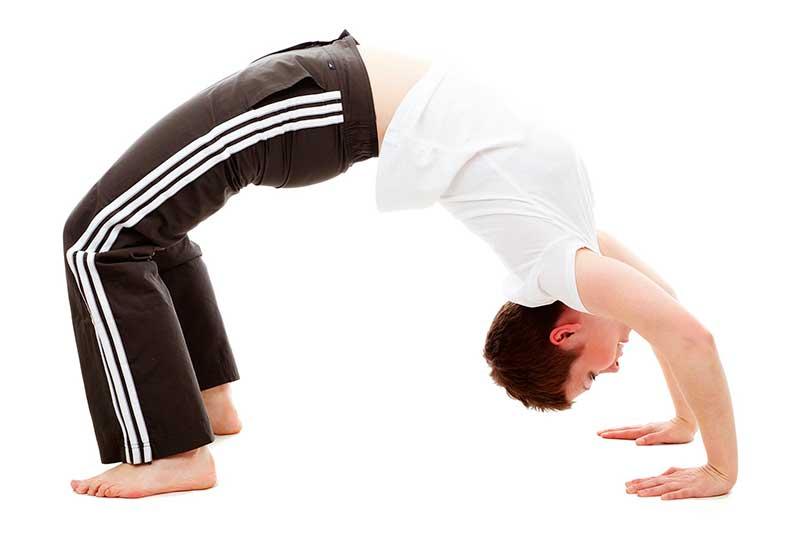 Растяжка мышц для начинающих