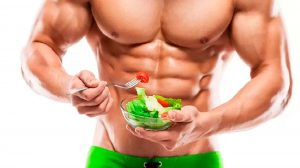 абор мышечной массы. Правила питания.