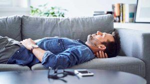 Дыхательная техника для сна
