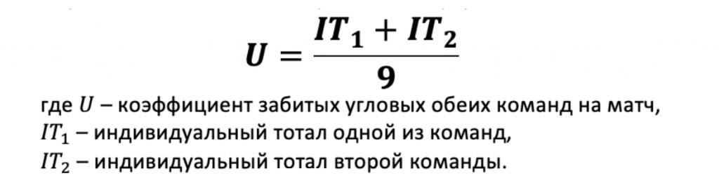 Формула для работы над стратегией.